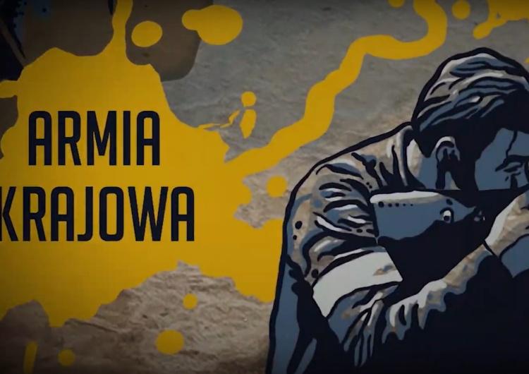 [video] Rocznica utworzenia Armii Krajowej. Jest spot IPN!