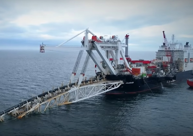 """""""To koszmar Europy Śr-Wsch"""". Nord Stream 2 elementem europejskiej """"neutralności klimatycznej""""?"""