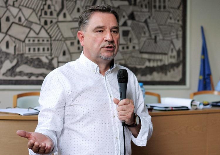 """Piotr Duda: """"Solidarność"""" odwołuje imprezy rocznicowe. To nie jest czas na zabawę!"""