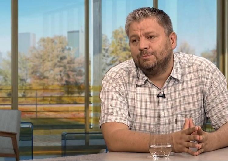 Repetowicz: Byłem przetrzymywany przez syryjski wywiad wojskowy; chodziłem w celi od ściany do ściany...