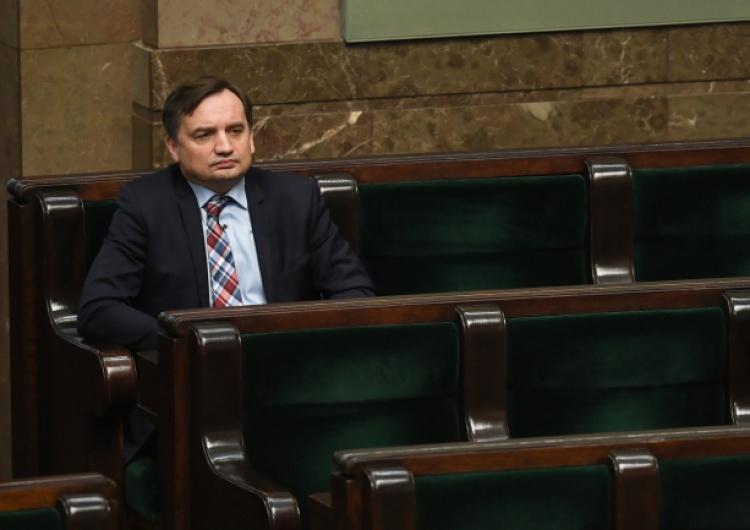 Zbigniew Ziobro: Propozycja Jarosława Gowina jest godna poparcia