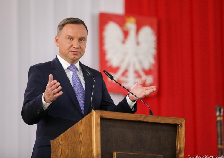 Andrzej Duda: Jeśli nie wybierzemy prezydenta, kraj pogrąży się w chaosie