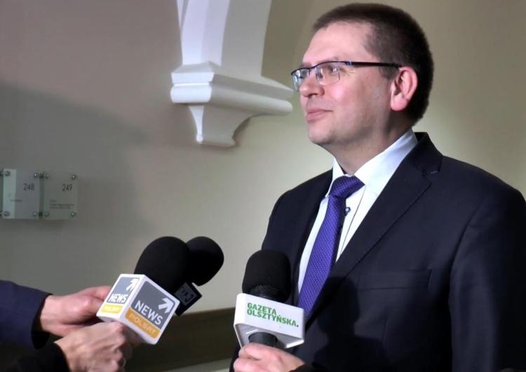 """Sędzia Nawacki zapytany o miejsce uchwały SN: """"W koszu na śmieci, razem z manifestem PKWN"""""""