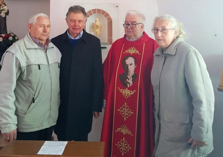 Msza święta w intencji Kanonizacji bł. Ks. Jerzego Popiełuszki