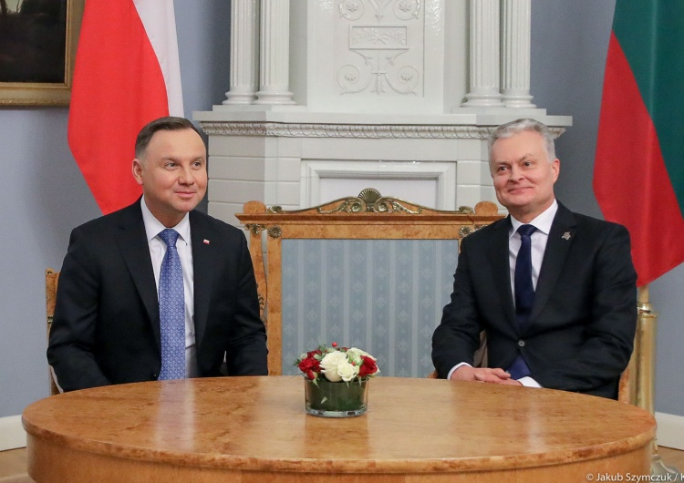 """Jakub Szymczuk List Prezydentów Polski i Litwy: """"Święty Jan Paweł II zawsze wspiera nasze narody..."""""""
