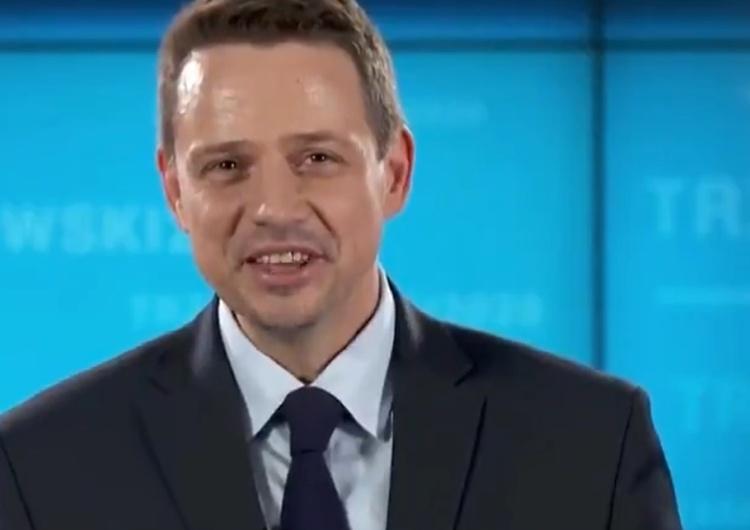 """[video] """"Spieszcie się zadawać pytania, bo niewiele już zostało"""". Trzaskowski grozi dziennikarzom TVP?"""