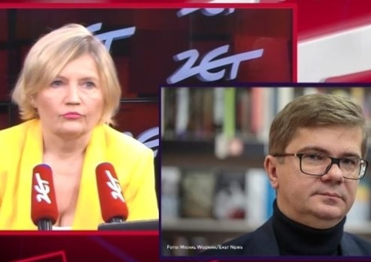 """""""Ludzie z Radia Zet wtedy tam byli"""". Latkowski szokuje w programie red. Lubeckiej"""