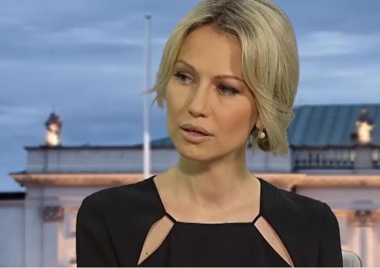 """""""Takie stawki wrócą dopiero jak wygra Trzaskowski"""". Cięta riposta Magdaleny Ogórek ws. zarobków"""