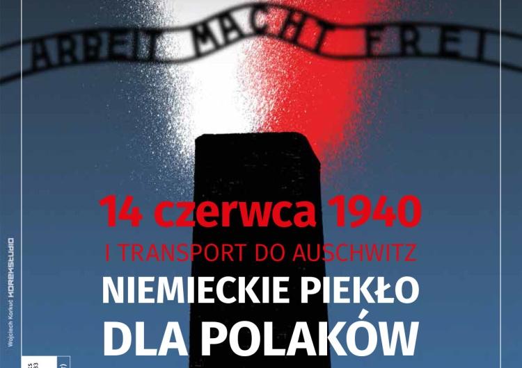 """Najnowszy numer """"Tygodnika Solidarność"""": Auschwitz - niemieckie piekło dla Polaków"""