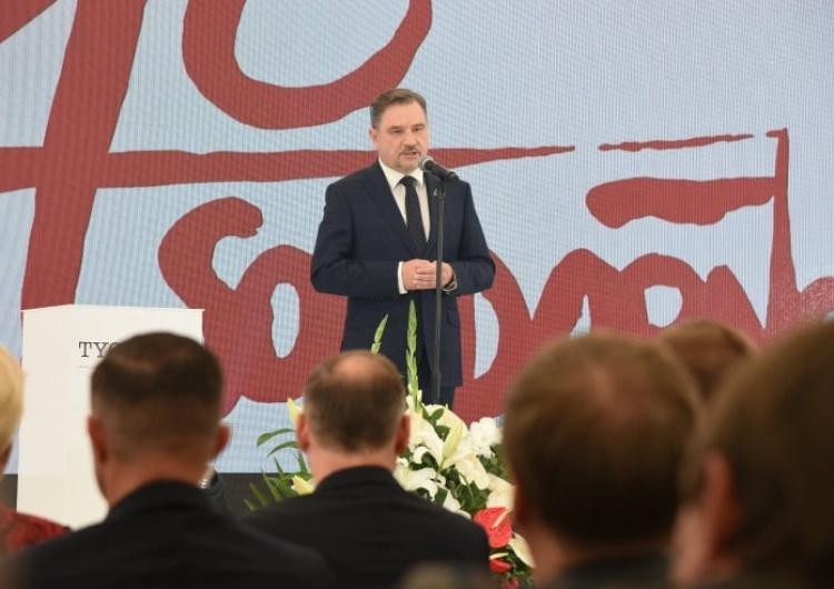 """""""Kandydat Trzaskowski od tego nie ucieknie!"""". Płomienne przemówienie P. Dudy na Gali """"Człowieka Roku TS"""""""