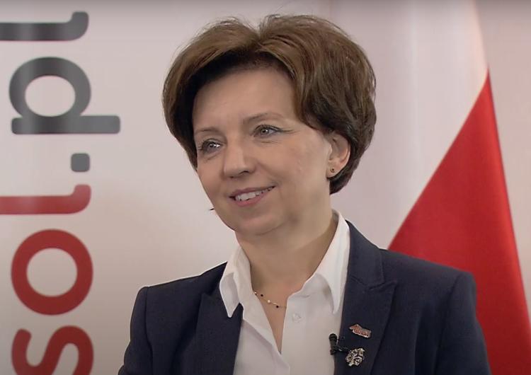 Minister Maląg o emeryturach stażowych: Pracujemy nad jak najlepszym rozwiązaniem. Jestem dobrej myśli