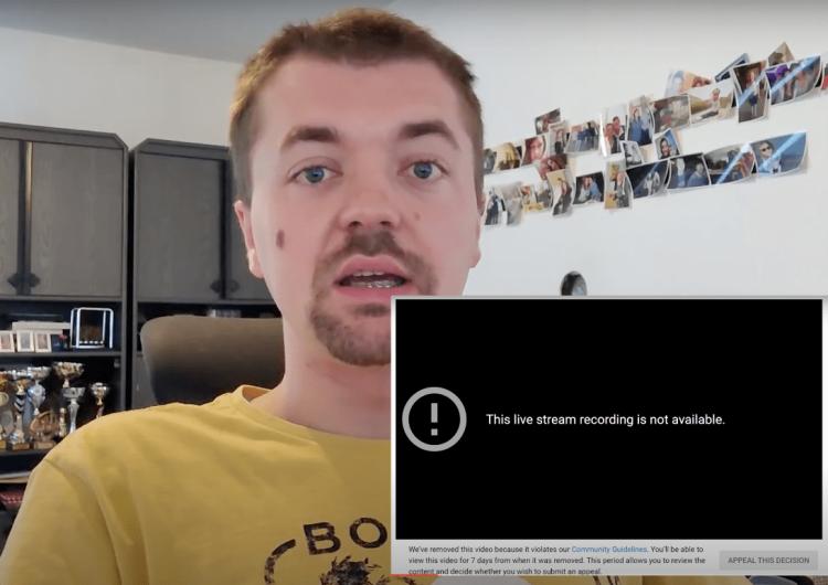 """Niewiarygodne! YouTube kasuje filmy popularnego szachisty. Zwrot """"biały kontra czarny""""to rasizm"""