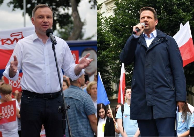 [SONDAŻ] Duda wygrywa z Trzaskowskim. Jak zachowa się elektorat kandydatów z pierwszej tury?