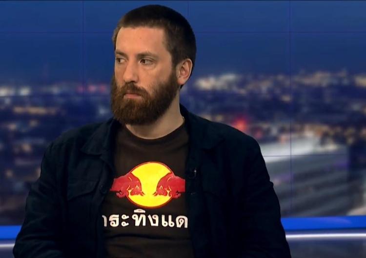 Wildstein: Jakubowski, zadający wygodne pytania RT, rozpuszczał obrzydliwe plotki o mojej rodzinie