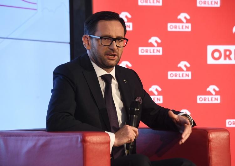 Marcin Gadomski Agencja Moody's utrzymała rating PKN Orlen i podwyższyła jego perspektywę na pozytywną