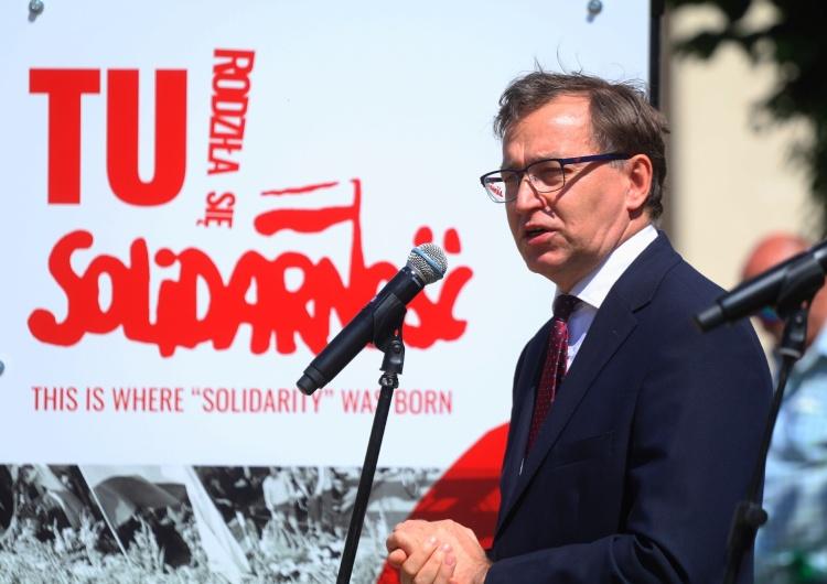 """""""Tu rodziła się »Solidarność«"""" w Polkowicach"""