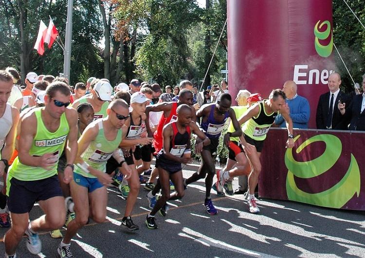Maraton Solidarności 2016 r. Orlen e-maraton Solidarności!
