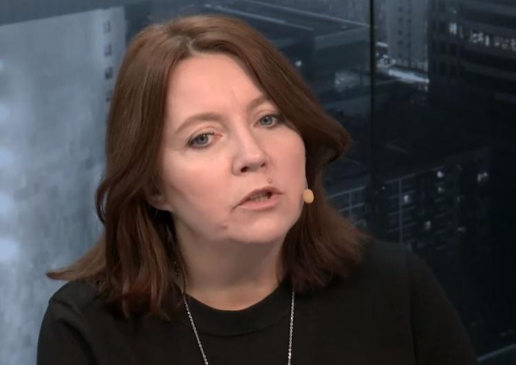 """Joanna Lichocka może wrócić na stanowisko. Rzecznik PiS: """"Jej odwołanie to błąd techniczny"""""""