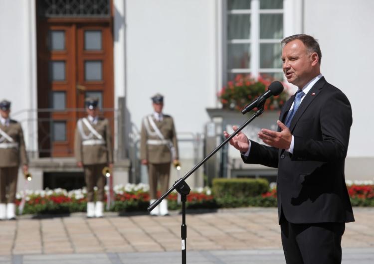 Wojciech Olkuśnik Prezydent: gdyby nie Bitwa Warszawska, Rzeczpospolita mogła znowu zniknąć z mapy