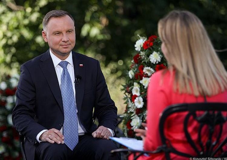 Krzysztof Sitkowski Prezydent: Pieniędzy napolską wieś można przeznaczyć bardzo dużo. Będę obligował rząd do takiej polityki