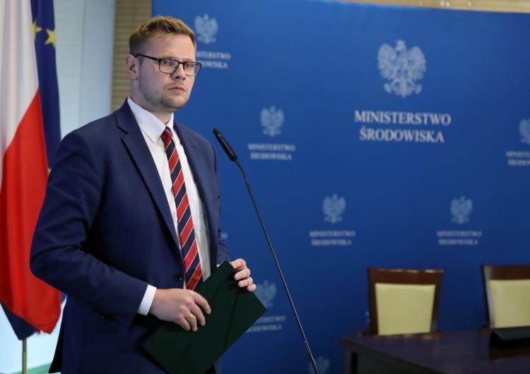 Woś: Drewno do celów energetycznych powinno pochodzić z Polski a nie z zagranicy