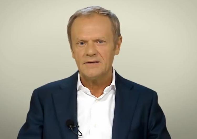 Tusk kpi z zaprzysiężenia prezydenta Dudy