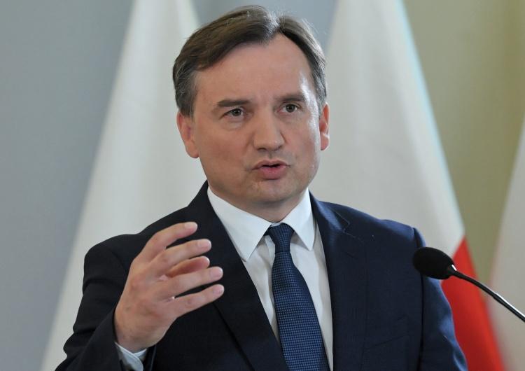 """Ziobro apeluje do opozycji: """"Stańcie po stronie ofiar"""""""