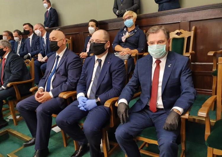 Piotr Duda wziął udział w dzisiejszym zaprzysiężeniu Prezydenta przed Zgromadzeniem Narodowym