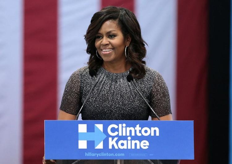 CC BY-SA 2.0 Michelle Obama twierdzi, że cierpi na depresję. A wywołały ją... m.in. rządy Donalda Trumpa
