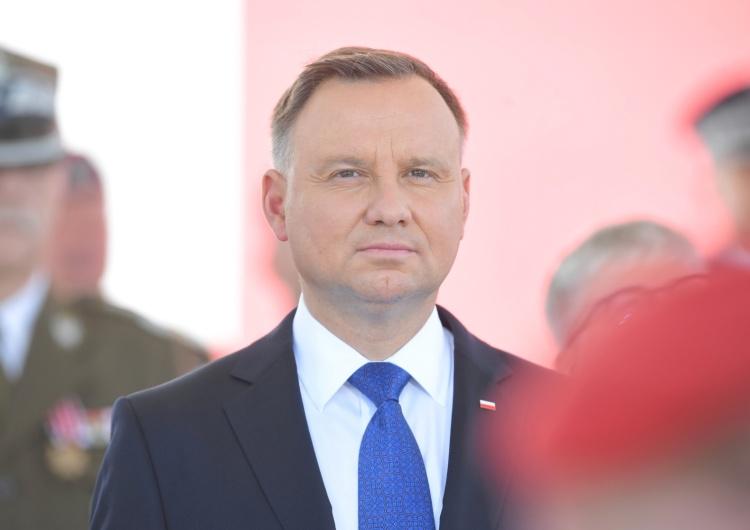 Prezydent Andrzej Duda przyjął zwierzchnictwo nad siłamizbrojnymi