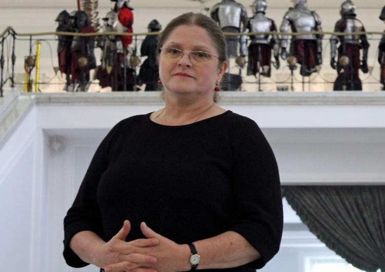 """""""Precz z takimi sądami!"""". Krystyna Pawłowicz gorzko komentuje wyrok w procesie z Owsiakiem"""