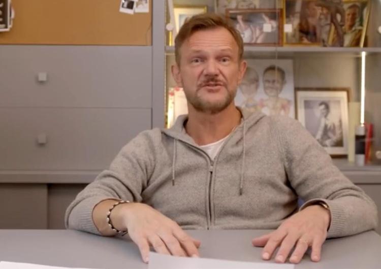 """[video] Pazura o spotkaniu z Gajosem: """"Janku, mogę Cię prosić o autograf""""? Gajos: """"WYPIER..LAJ!"""""""