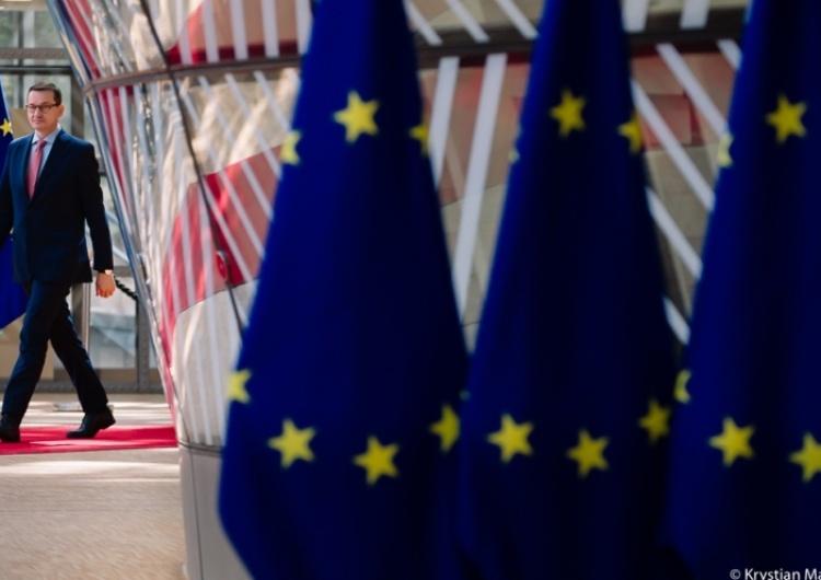 Premier Morawiecki wzywa do nadzwyczajnego szczytu Rady Europejskiej ws. Białorusi
