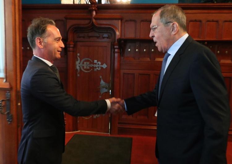Ławrow: Nord Stream 2 zostanie wkrótce zrealizowany
