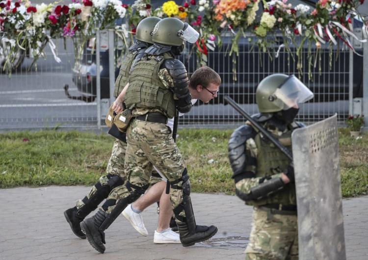 TATYANA ZENKOVICH Wiceszef MSZ: Ambasador Polski interweniował w sprawie trzech Polaków zatrzymanych na Białorusi