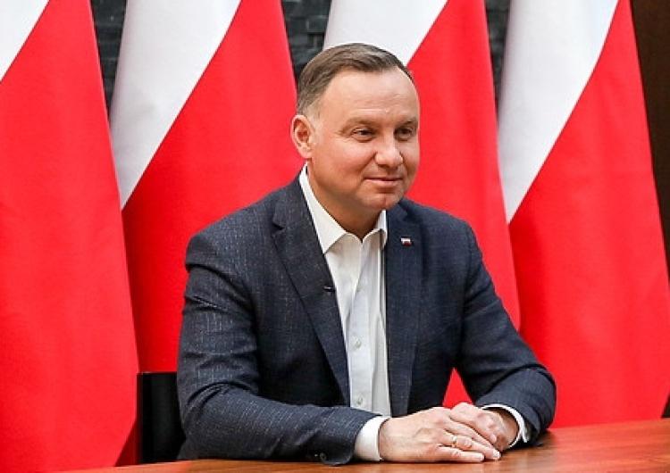 Jakub Szymczuk Prezydent Andrzej Duda apeluje do członków Rady Praw Człowieka ONZ o reakcję ws. Białorusi