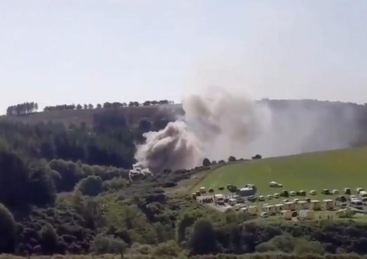 Screen Brytyjskie media: co najmniej jedna osoba zginęła w wypadku pociągu w Szkocji