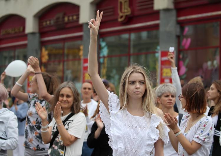 Białoruś: Po trzech dniach przerwy znów zadziałałinternet