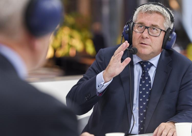 Ryszard Czarnecki: Białoruś, część szerszej gry…