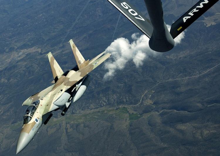 Tech. Sgt. Kevin Gruenwald Do Niemiec przylecą po raz pierwszy izraelskie samoloty bojowe
