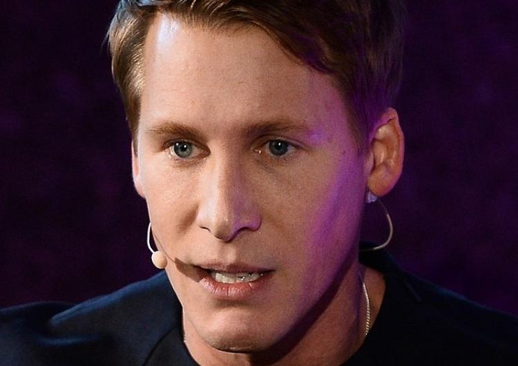By Web Summit - DG2_3611 Atak środowisk LGBT trwa. Gej, zdobywca Oscara, w obronie agresywnego bojówkarza Michała Sz.