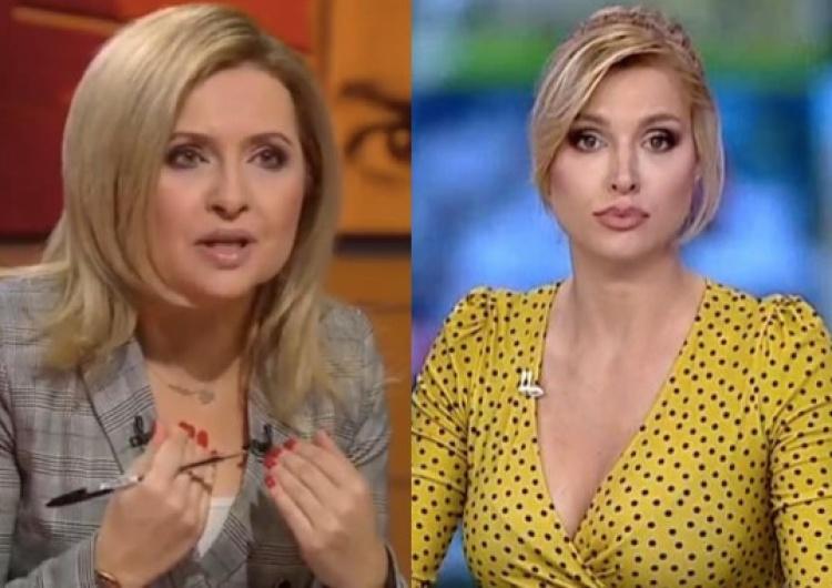"""Gozdyrauderza w dziennikarkę TVP Info. Pajączkowska odpowiada:""""Pani jest oprawcą"""""""