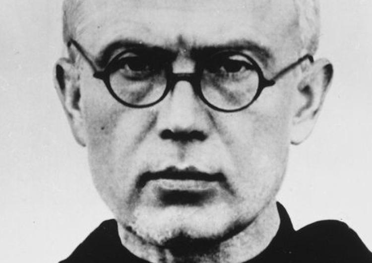 79 lat temu w niemieckim obozie Auschwitz zamordowany został o. MaksymilianKolbe