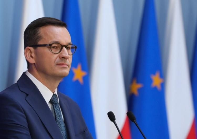 """Premier zabrał głos ws. Białorusi.""""Zaproponowałem partnerom z UE nadzwyczajne posiedzenie"""""""