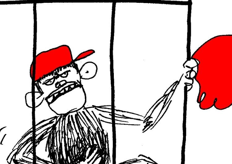 [Nowy rysunek Krysztopy] Porażka walki z dehumanizacją