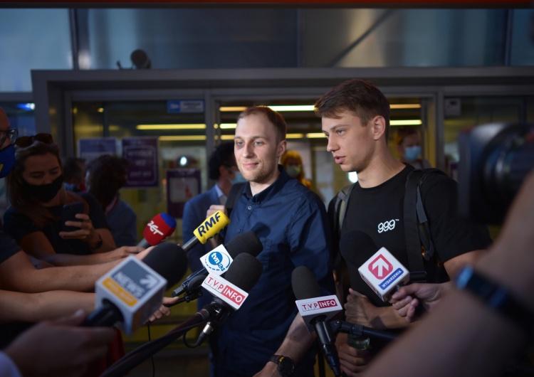 """Marcin Obara """"Dziś zrobiłbym dokładnie to samo"""". Poruszające słowa Polaka torturowanego na Białorusi"""