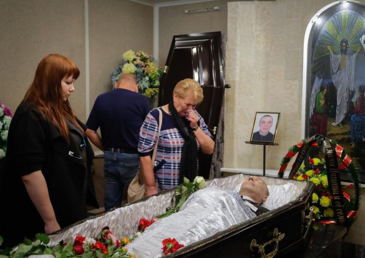 [video] Jest film, na którym widać śmiertelne postrzelenie demonstranta na Białorusi