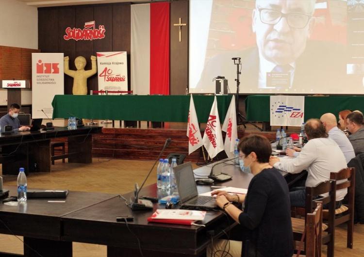 Sala BHP: Seminarium EZA o ponadnarodowych układach ramowych