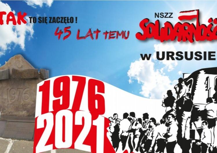 Już w tę niedzielę obchody 45. rocznicy Wydarzeń Czerwca'76 w Ursusie